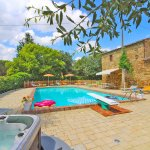 Ferienhaus Toskana TOH850 mit Pool und Whirlpool