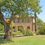 Ferienhaus Toskana TOH855 Garten