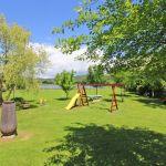 Ferienhaus Toskana TOH855 Garten mit Spielgeräten