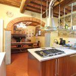 Ferienhaus Toskana TOH855 Küche