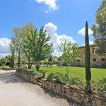 Ferienhaus Toskana TOH855 Parkplätze am Haus