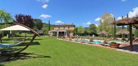 Ferienhaus Toskana Civitella in Valdichiana 855 mit Pool und Internet für 16 – 20 Personen. Wechseltag Samstag, Nebensaison flexibel auf Anfrage.