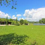 Ferienhaus Toskana TOH855 Rasenfläche mit Toren