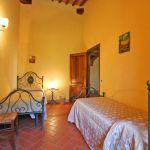 Ferienhaus Toskana TOH855 Schlafzimmer mit 2 Betten
