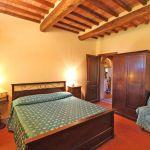 Ferienhaus Toskana TOH855 Schlafzimmer mit Sofa
