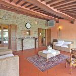 Ferienhaus Toskana TOH855 Sitzgruppe auf der Terrasse