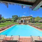 Ferienhaus Toskana TOH855 Sonnenliegen am Pool