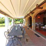 Ferienhaus Toskana TOH855 Terrasse
