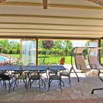 Ferienhaus Toskana TOH855 Terrasse mit Esstisch