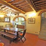 Ferienhaus Toskana TOH855 Treppe ins Obergeschoss