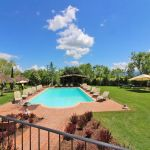 Ferienhaus Toskana TOH855 grosser Garten mit Pool