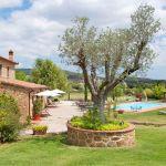 Ferienhaus Toskana TOH855 mit großem Pool