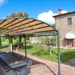 Ferienhaus Toskana TOH860 - überdachte Terrasse