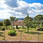Ferienhaus Toskana TOH860 - Gartenanlage