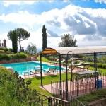 Ferienhaus Toskana TOH860 - Terrasse