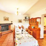 Ferienhaus Toskana TOH865 Esszimmer