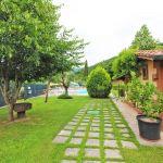 Ferienhaus Toskana TOH865 Garten mit Pool