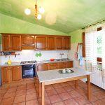 Ferienhaus Toskana TOH865 Küche mit Tisch
