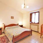 Ferienhaus Toskana TOH865 Schlafraum mit Doppelbett