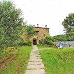 Ferienhaus Toskana TOH865 Weg zum Haus