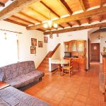 Ferienhaus Toskana TOH865 Wohnbereich