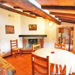 Ferienhaus Toskana TOH865 Wohnraum