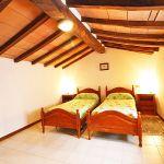 Ferienhaus Toskana TOH865 Zweibettzimmer