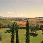 Ferienhaus Toskana TOH950 - Gartenanlage