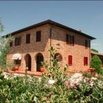 Ferienhaus Toskana TOH950 - Hausansicht