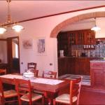 Ferienhaus Toskana TOH950 - Küche und Esszimmer