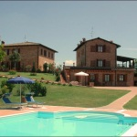 Ferienhaus Toskana TOH950 - Poolbereich