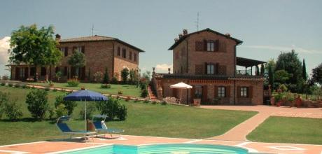 Ferienhaus Toskana Pozzo della Chiana 950 mit Pool für 20 Personen, Wohnfläche 350qm. Wechseltag Samstag, Nebensaison flexibel auf Anfrage.