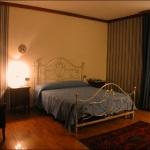 Ferienhaus Toskana TOH950 - Schlafzimmer mit Bett
