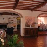 Ferienhaus Toskana TOH950 - Wohnbereich