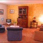 Ferienhaus Toskana TOH950 - Wohnraum