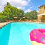 Ferienhaus Toskana mit Pool TOH850