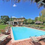 Ferienhaus Toskana mit Pool TOH855