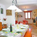 Ferienhaus Toskana TOH500 Esstisch