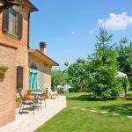 Ferienhaus Toskana TOH500 Garten