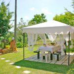 Ferienhaus Toskana TOH500 Gartenpavillon