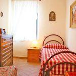 Ferienhaus Toskana TOH500 Schlafzimmer mit Bett
