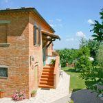Ferienhaus Toskana TOH500 Treppe zum Obergeschoss