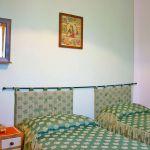 Ferienhaus Toskana TOH500 Zweibettzimmer