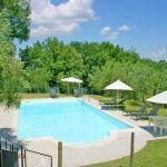 Ferienhaus Toskana TOH500 umzäunter Pool