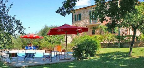 Ferienhaus Toskana Lucignano 510 mit Pool und Panoramablick, Wohnfläche 320qm. Wechseltag Samstag, Nebensaison flexibel nach Anfrage.
