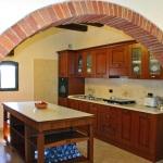 Ferienhaus Toskana TOH510 - Küche