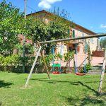 Ferienhaus Toskana TOH510 Schaukel im Garten