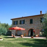 Ferienhaus Toskana TOH510 - Terrasse