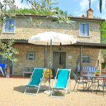 Ferienhaus Toskana TOH515 Gartenmöbel