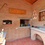 Ferienhaus Toskana TOH515 Grillbereich